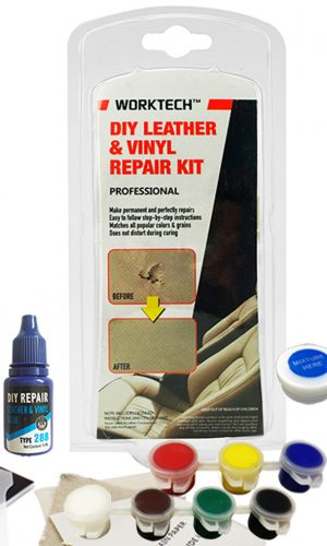 WT 400 Leather Vinyl Repair Kit