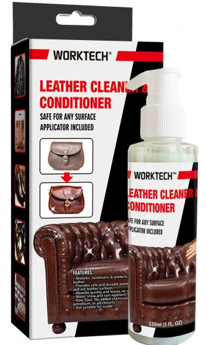 WT 380 Leathe Cleaner & Conditioner
